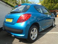 USED 2009 09 PEUGEOT 207 1.4 SPORT 3d 95 BHP GUARANTEED TO BEAT ANY 'WE BUY ANY CAR' VALUATION ON YOUR PART EXCHANGE