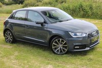USED 2016 66 AUDI A1 1.4 TFSI Sport Sportback S Tronic (s/s) 5dr SPECIAL GREY COLOUR, S TRONIC GEARBOX, 13 K MILES ONLY, 1.4 ECONOMICAL PETROL ENGINE,