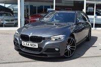 2014 BMW 3 SERIES 2.0 320D XDRIVE M SPORT TOURING 5d AUTO 181 BHP £16990.00
