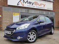 USED 2013 63 PEUGEOT 208 1.6 ACTIVE E-HDI 5d 92 BHP FULL SERVICE HISTORY & FREE ROAD TAX...SUPER ECONOMICAL