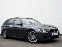 USED 2016 66 BMW 3 SERIES 3.0 335D XDRIVE M SPORT TOURING 5d AUTO 308 BHP FULL BMW SERVICE HISTORY......