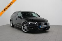 USED 2015 64 AUDI A3 1.6 TDI S LINE 5d AUTO 109 BHP Call us for Finance
