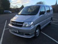 USED 2010 10 TOYOTA HI-ACE  2.5 D-4D a/c 280 4dr JUST ARRIVED 6 SEATS