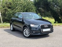 USED 2012 62 AUDI Q3 2.0 TDI SE 5d One Former Keeper | FASH