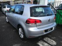 USED 2010 60 VOLKSWAGEN GOLF 1.4 TSI SE 5dr 8 VW SERVICE STAMPS @ INVOICES