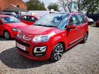 2015 CITROEN C3 PICASSO 1.6 BLUEHDI SELECTION PICASSO 5d  £6500.00