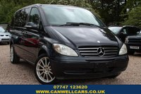 USED 2006 06 MERCEDES-BENZ VIANO 3.2 Ambiente [Long] 5dr Tip Auto