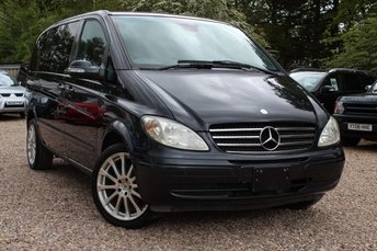 2006 MERCEDES-BENZ VIANO 3.2 Trend [Long] 5dr Tip Auto £7950.00