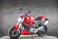 USED 2012 62 DUCATI MONSTER 696 PLUS  GOOD & BAD CREDIT ACCEPTED, OVER 600+ BIKES IN STOCK