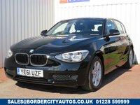 USED 2011 61 BMW 1 SERIES 2.0 116D ES 5d 114 BHP £30 PER YEAR ROAD TAX