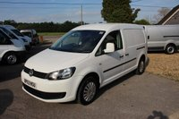 USED 2014 63 VOLKSWAGEN CADDY MAXI 1.6 C20 TDI STARTLINE BLUEMOTION TECHNOLOGY 1d 101 BHP