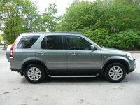 2007 HONDA CR-V 2.2 I-CTDI SPORT 5d 138 BHP £2795.00