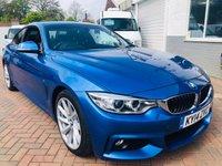 2014 BMW 4 SERIES 3.0 430D M SPORT 2d AUTO 255 BHP £16995.00