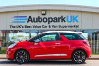 2014 CITROEN DS3 1.6 E-HDI AIRDREAM DSPORT PLUS 3d 111 BHP £5595.00