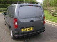 USED 2011 61 CITROEN BERLINGO 1.6 625 ENTERPRISE L1 HDI 75 BHP Van - NO VAT Only 42000 miles, Air Con. 3 Seater