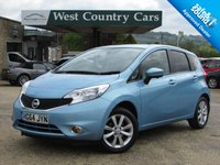 USED 2015 64 NISSAN NOTE 1.2 TEKNA DIG-S 5d 98 BHP Full Nissan Service History
