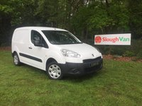 USED 2015 15 PEUGEOT PARTNER 1.6 HDI SE L1 625 3 SEATS 3 Seats, Bluetooth, Electric Pack
