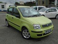 2005 FIAT PANDA 1.2 ELEGANZA 5d 59 BHP £SOLD
