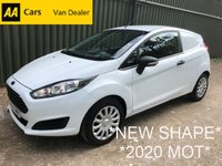 USED 2013 63 FORD FIESTA 1.5 BASE TDCI *FACELIFT*NO VAT*2020 MOT*