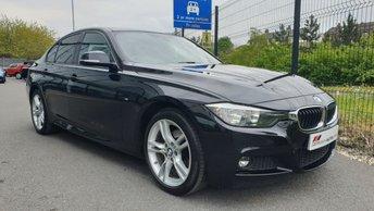 2015 BMW 3 SERIES 2.0 320D XDRIVE M SPORT 4d AUTO 188 BHP £16450.00