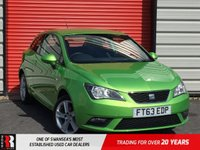 USED 2014 63 SEAT IBIZA 1.4 TOCA 3d 85 BHP Simply Stunning Throughout