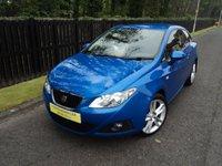 2010 SEAT IBIZA 1.4 SPORT 3d 85 BHP £4988.00