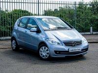 2009 MERCEDES-BENZ A CLASS 2.0 A160 CDI CLASSIC SE 5d AUTO 81 BHP £5945.00