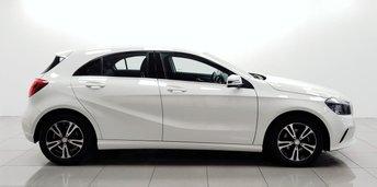 2016 MERCEDES-BENZ A CLASS 1.5 A 180 D SE 5d AUTO 107 BHP £13950.00