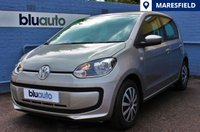 USED 2014 64 VOLKSWAGEN UP 1.0 MOVE UP BLUEMOTION TECHNOLOGY 5d 59 BHP Touch-Screen Infotainment System, Satellite Navigation, Bluetooth Connectivity, AUX & CD, Rear Parking Sensors and Metallic Paintwork...