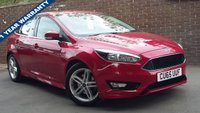 USED 2015 65 FORD FOCUS 1.5 ZETEC S 148ps NAVIGATION