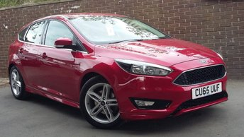 2015 FORD FOCUS 1.5 ZETEC S 148ps NAVIGATION £9789.00