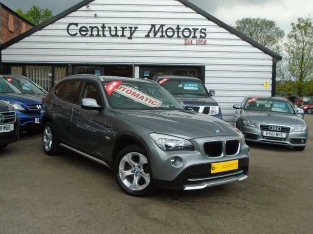 2011 60 BMW X1 2.0 D XDRIVE SE 5d AUTO - FULL LEATHER + AUTOMATIC