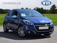 USED 2016 16 PEUGEOT 208 1.6 BLUE HDI ALLURE 5d 100 BHP A FREE to tax very economical Peugeot 208 1.6hdi 100 Allure 5dr in blue metallic with just 17900 miles. 1 owner with service history and 2 keys.