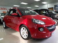 2013 VAUXHALL ADAM 1.2 JAM 3d+SERVICE HISTORY+CRUISE CONTROL AIR CON USB AUX £4190.00