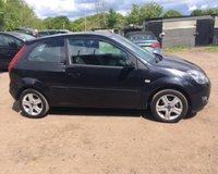 USED 2008 08 FORD FIESTA 1.2 ZETEC CLIMATE 16V 3d 78 BHP