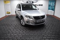USED 2008 58 VOLKSWAGEN TIGUAN 2.0 TDI S 5dr 2 OWNERS, FSH,