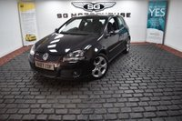 USED 2007 07 VOLKSWAGEN GOLF 2.0 TFSI GTI 3dr TOP SPEC, LOW MILES, 2 OWNER