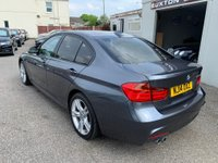 USED 2014 14 BMW 3 SERIES 2.0 325d M Sport (s/s) 4dr FULL BMW SERVICE HISTORY