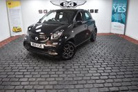 USED 2015 15 SMART FORFOUR 1.0 Prime (s/s) 5dr FULL LTHR, PAN ROOF, LOW MILES