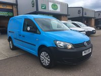USED 2013 13 VOLKSWAGEN CADDY MAXI 1.6 C20 TDI 1d 101 BHP FSH, A/C, E/W, P/SENSORS, 6 MONTHS WARRANTY & FINANCE ARRANGED. FSH, **NEW GENUINE VOLKSWAGEN CAMBELT & WATERPUMP** A/C, Parking Sensors, E/W, Radio/CD, Drivers airbag, Factory fitted bulk head, Twin side loading door, load liner, Very Good Condition, 1 Owner, remote Central Locking, Drivers Airbag, CD Player/FM Radio, Steering Column Radio Control, Barn Rear Doors, spare key, finance arranged on site & 6 months premium Autogaurd warranty