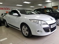 USED 2011 11 RENAULT MEGANE 1.5 DYNAMIQUE TOMTOM DCI ECO 3d+£20 YEAR TAX+SERVICE HISTORY+WARRANTY+