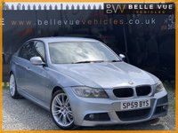 USED 2009 59 BMW 3 SERIES 2.0 320I M SPORT BUSINESS EDITION 4d 168 BHP *SAT NAV, LEATHER, 18'' ALLOYS!*