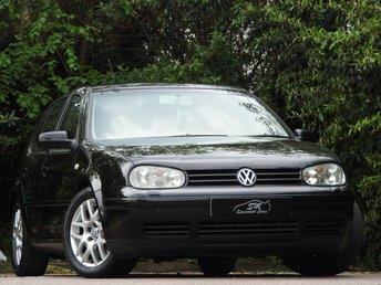 2003 VOLKSWAGEN GOLF 1.8 GTI 5d 180 BHP £2175.00