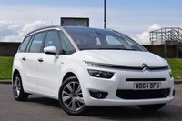 2015 CITROEN C4 GRAND PICASSO 1.6 E-HDI EXCLUSIVE ETG6 5d AUTO 113 BHP £9978.00