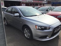 USED 2010 60 MITSUBISHI LANCER 2.0 GS2 DI-D DPF 5d 138 BHP Diesel, 62000 miles, hard to find, superb.