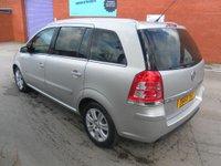 USED 2010 60 VAUXHALL ZAFIRA 1.9 ELITE CDTI 5d AUTO 118 BHP