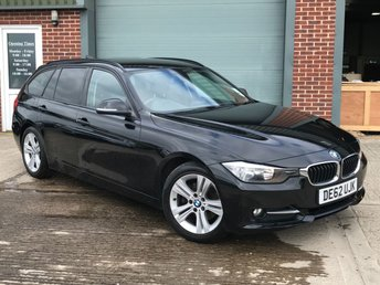 2012 BMW 3 SERIES 2.0 320D SPORT TOURING 5d 181 BHP £9000.00