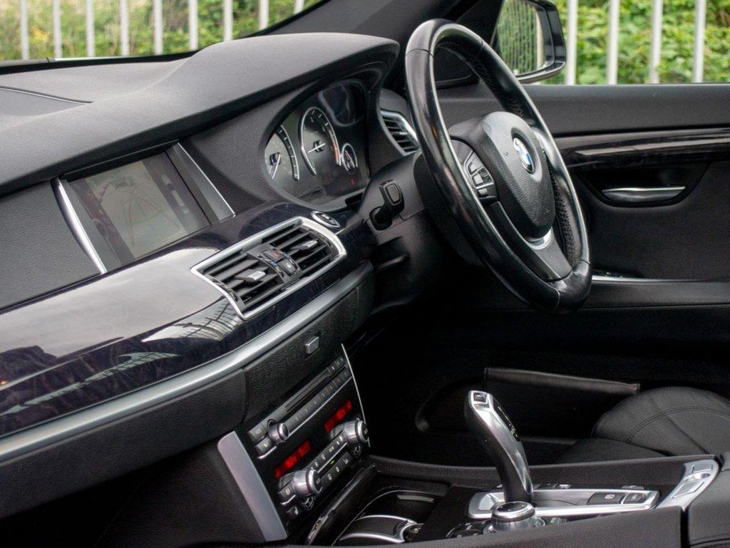 USED 2010 60 BMW 5 SERIES 3.0 530D SE GRAN TURISMO 5d AUTO 242 BHP