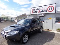 USED 2013 13 SUBARU FORESTER 2.0 D XS NAVPLUS 5 DOOR 147 BHP £50 PER WEEK, NO DEPOSIT - SEE FINANCE LINK