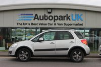 USED 2011 11 SUZUKI SX4 1.6 SZ-L 5d 118 BHP LOW DEPOSIT OR NO DEPOSIT FINANCE AVAILABLE